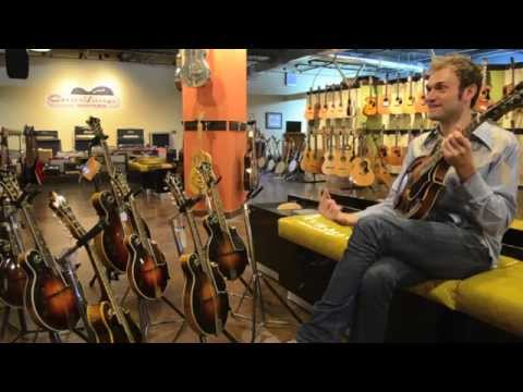 Chris Thile - Two February 18th, 1924 Loar Mandolins