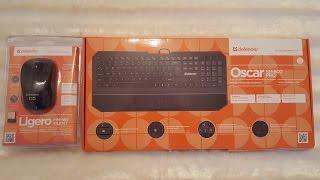 Обзор и тестирование Бесшумной клавиатуры(Oscar SM600 PRO) и мышки(Ligero MM-685)