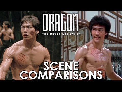 Dragon: The Bruce Lee Story (1993) | Bruce Lee - scene comparisons