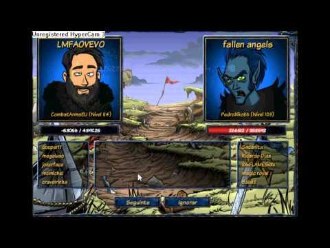 LMFAOVEVO vs fallen angels