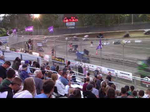 Deming Speedway, WA - Micro 600R A Main Event - August 10, 2018