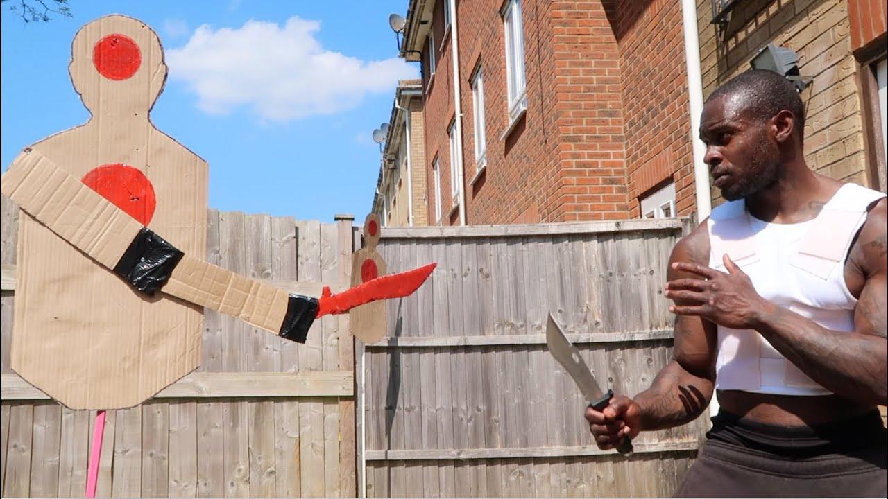 Vision - (Action, Martial arts)