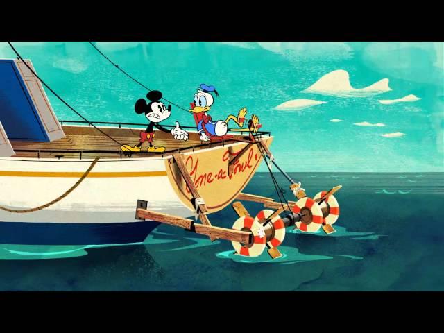 Mickey Mouse | Kapitein Donald  | Disney NL