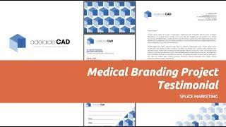 Branding Testimonial from Specialist Dentist