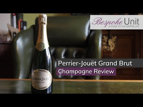 Perrier Jouët Grand Brut Champagne Review: Best Champagne For Parties?