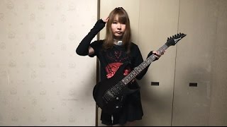 BABYMETAL 「Road of Resistance」 guitar cover 【TAB】