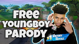 "Fortnite Parody - ""FREE YOUNGBOY"" (NLE Choppa)"