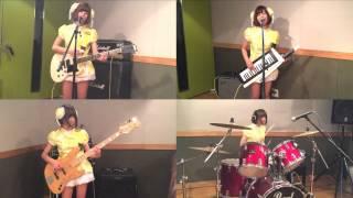 バンドじゃないもん!の甘夏ゆずです(⊛╹╹⊛) アイドル好きの方にも音楽...