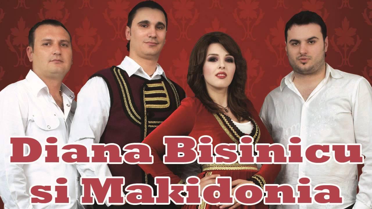 Download COLAJ MUZICA MACHEDONEASCA - Diana Bisinicu si Makidonia (best of)