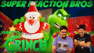 SRB Reacts to The Grinch Official Final Trailer