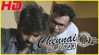 Chennai 600028 II Comedy | Tamil full movie comedy scenes |Jai & Premji comedy | Mirchi Shiva comedy