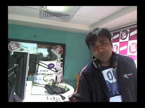 94.3 myfm Ahmedabad Rj Vishal-- Blessing in Disguise :)