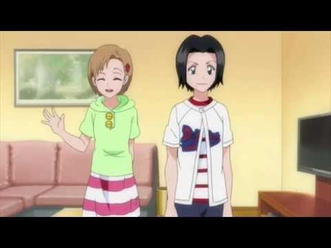 Bleach Karin And Yuzu