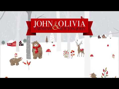 & Olivia Newton-John - One Little Christmas Tree (Animation Video)