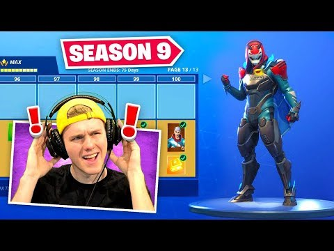 *new*-season-9-battlepass-in-fortnite-(100%-unlocked)