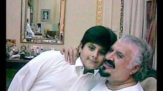 اخر صوره للامير سلطان مع ابنه الامير عبدالمجيد