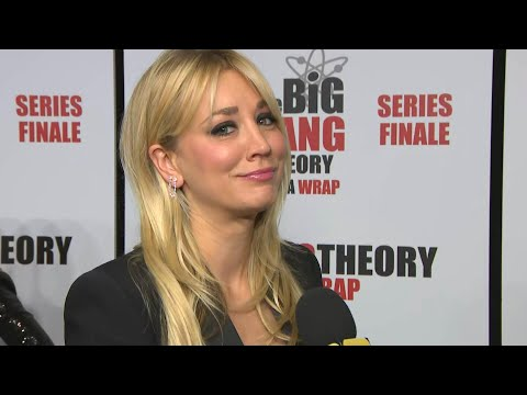 The Big Bang Theory Finale: Kaley Cuoco Is Thrilled With How Penny&39;s Story Ends Exclusi…