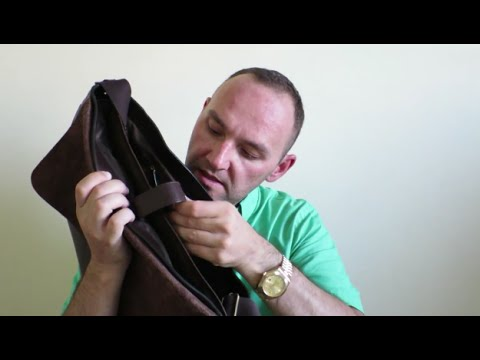 0d5bfd2ecd Mulberry Brynmore Messenger Bag Review - YouTube