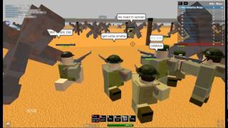 ROBLOX 116thIR Surviving Omaha Beach D-Day