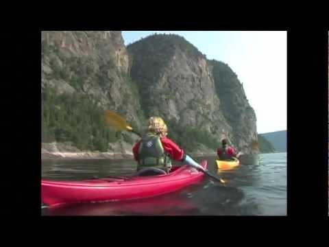 Keeping right Kayak balance, posture and grip