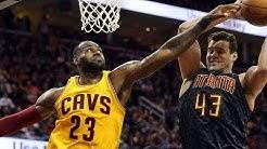 Atlanta Hawks vs. Cleveland Cavaliers (Viasat Sport HD) 2016