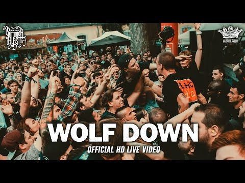 Wolf Down - Summerblast 2016 (Official HD Live Video - Full