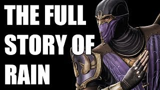 The Full Story of Rain - Before You Play Mortal Kombat 11