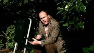 Wijnand de Wijlen Wijnprof tegen Vinoo: aan lager wal in park met hond