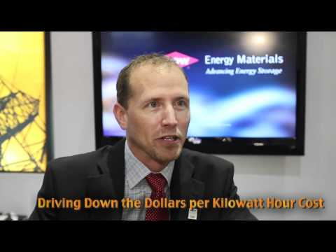 Driving Down the Dollars per Kilowatt Hour Cost