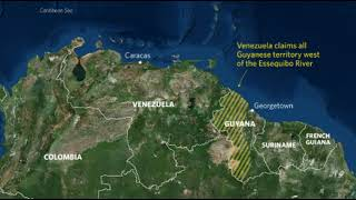 US Military Surrounding Venezuela With New Deployment In Guyana