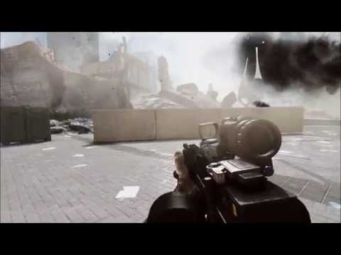 Battlefield 4 - No HUD/Hardcore - Siege of Shanghai