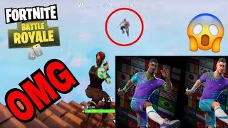 HOW TO A FREE SKIN AND HOW to VOLER ON FORTNITE BATTLE ROYALE