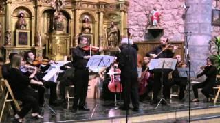 Festival de Música ClásicArnedillo 2014. Concierto de Camerata del Prado