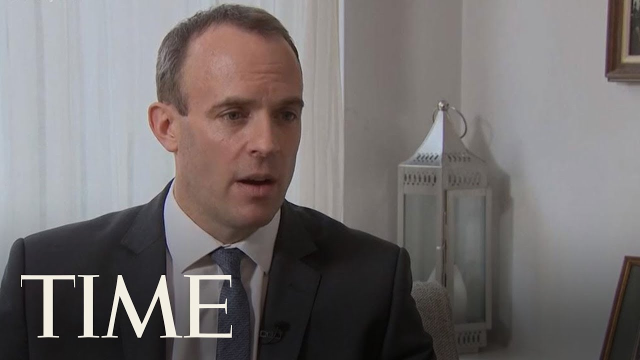 Dominic Raab Explains Why He Resigned As Brexit Secretary | TIME