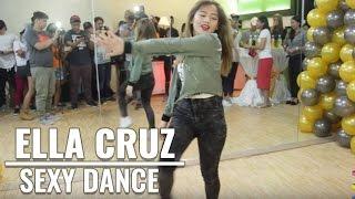 Sexy Dance Moves with Ella Cruz