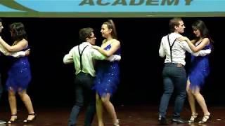 Aytunc Benturk Dans Akademi 2016 yıl sonu SOSYAL LATİN DANSLARI SINIFI  2