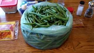 How To Make My Southern Style Greenbeans!