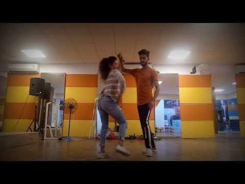 bachata dance by harjeet & naina