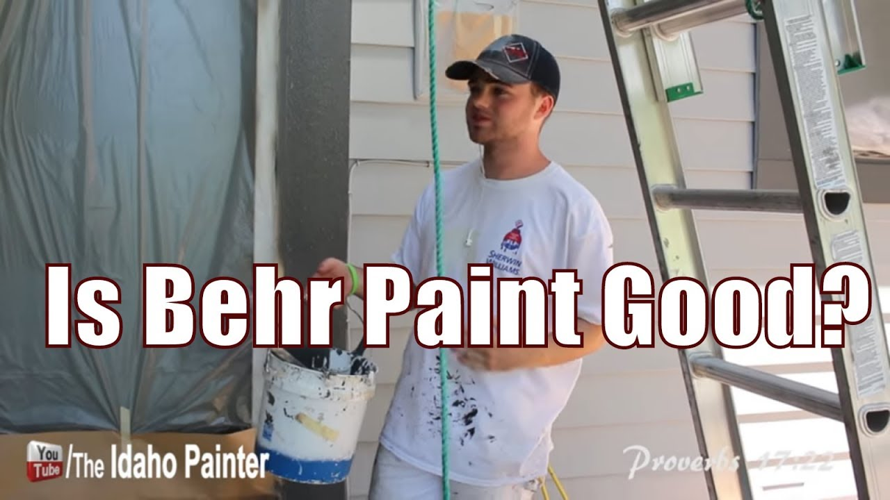 Behr Paint Review Should You This