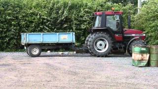 Tractor Driving Instruction