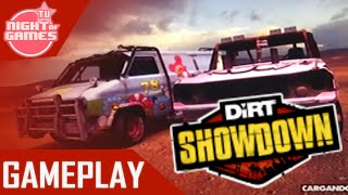 Dirt Showdown - Gameplay en español