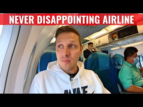 Review: PHILIPPINE AIRLINES A320 - The AIRLINE THAT NEVER DISAPPOINTS!