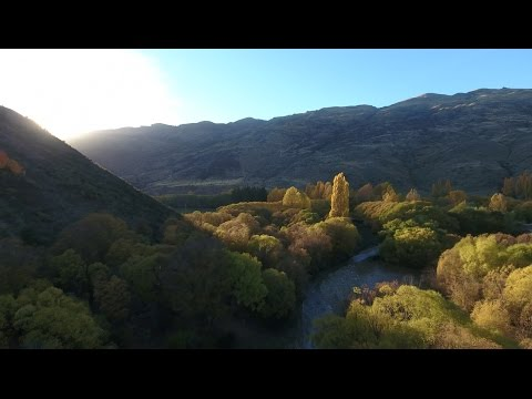 PURE NEW ZEALAND  [Colours of Autumn] HD