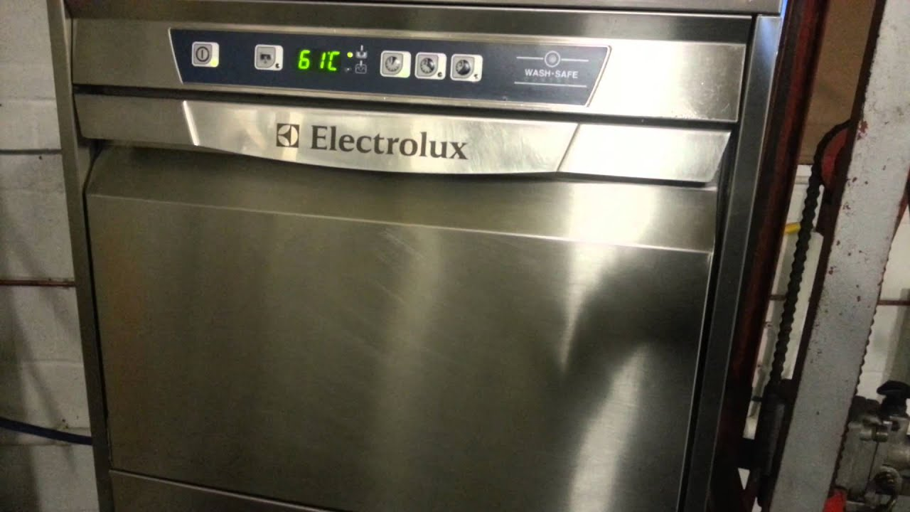 electrolux dishwasher manual esl63010