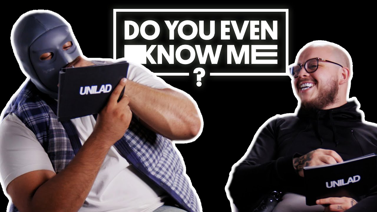 What Does The M Stand For? | M Huncho And Potter Payper Friendship Test | @LADbible TV