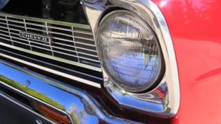 1966 Chevrolet Nova II L-79 2 door post sedan STOCK in Templeton, CA
