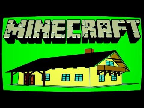 Конкурс в Minecraft 2016 [Самый Лучший Дом] - 8 Часть