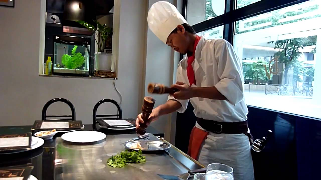 restaurant japonais devant vous paris 1 7 youtube