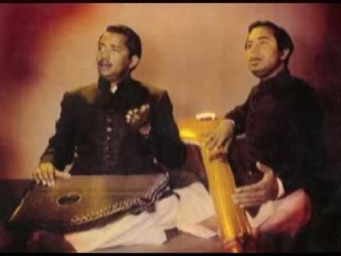 Raag Miyan Ki Malhar, Part 1, Ustad Salamat Ali Khan & Ustad Nazakat Ali Khan