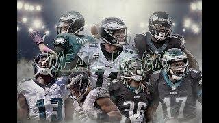 "Eagles 2017 Playoff Pump Up ""We All We Got"" |HD|"